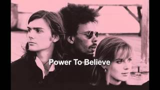 Power To Believe ~ The Dream Academy