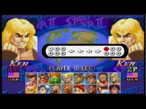 Super Street Fighter 2 Turbo Tutorial: Beginner
