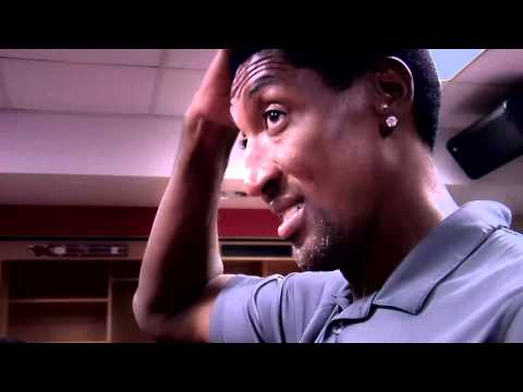 A Tour of the United Center with Scottie Pippen #TheHangoutNBA