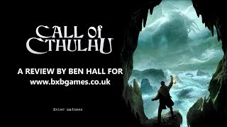 Call of Cthulhu Review on PS4