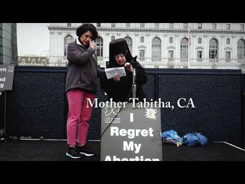 Mother Tabitha's 2020 Walk for Life Testimony