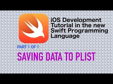 Saving Data to .plist In Swift 3