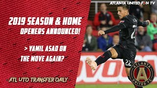 Could Yamil Asad Be on the Move Again? | ATL UTD TRANSFER DAILY