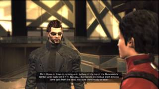Deus Ex: Human Revolution - Gameplay Walkthrough Part 1 - Intro (Xbox 360/PS3/PC) [HD]