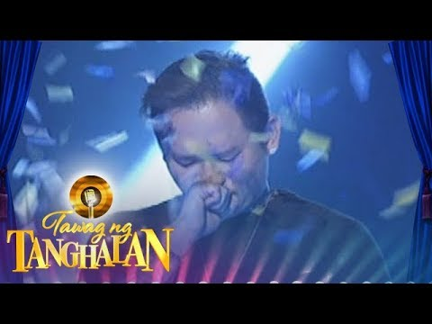 Tawag ng Tanghalan: Mark Michael Garcia wins for the 8th time