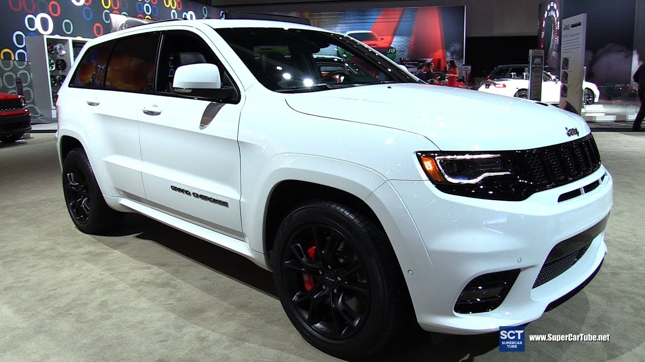 Attractive 2017 Jeep Grand Cherokee SRT   Exterior And Interior Walkaround   2016 LA  Auto Show   YouTube