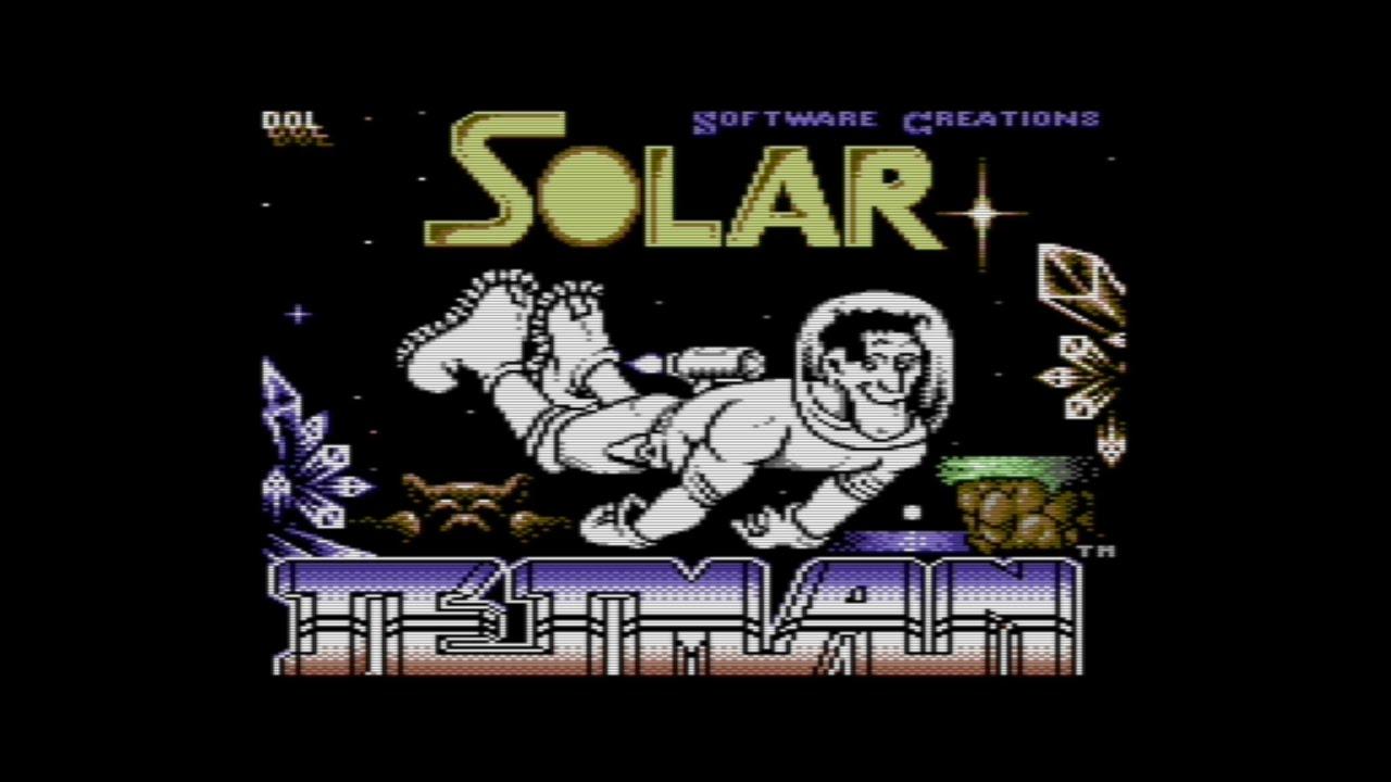 Tag: Commodore 64 | Something Odd!