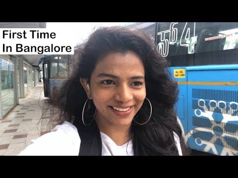 First Time In Bangalore - Bengaluru