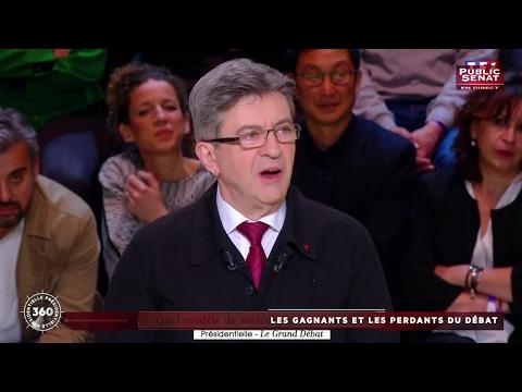 Presidentielle 360 : Bruno Le Roux / Henri Emmanuelli / Débat présidentielle (21/03/2017)