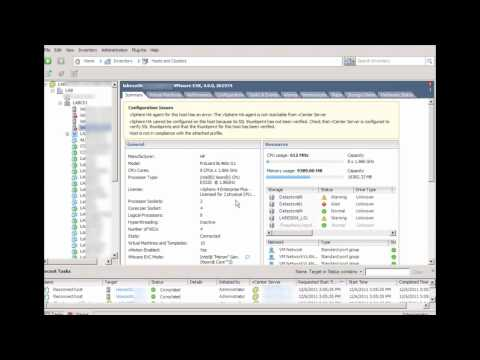 vSphere SSL Thumbprint Issue