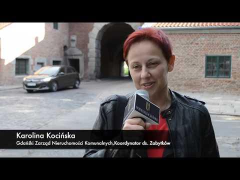 Remont Bramy Nizinnej ul. Grodza Kamienna 5 Gdańsk