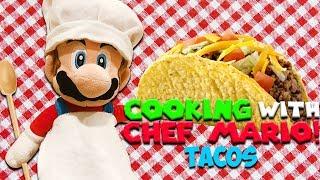 "SM134 Short: Cooking With Chef Mario! ""Tacos"""
