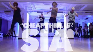 Cheap Thrills Sia Choreography by Derek Mitchell at Broadway Dance Center