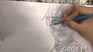 How to Draw Kasumi DOA