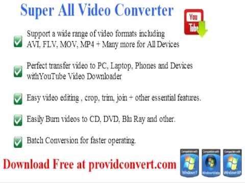 any video converter full version  cnet