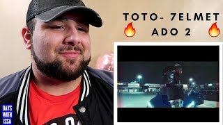 TOTO - 7elmetAdo 2 (Clip Officiel) | Prod. by XCEP | REACTION