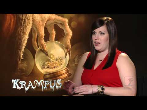 Allison Tolman  Krampus