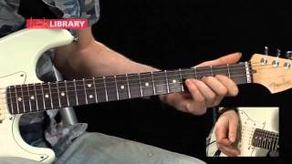 Eric Clapton Style - Quick Licks - Guitar Solo Performance by Michael Casswell