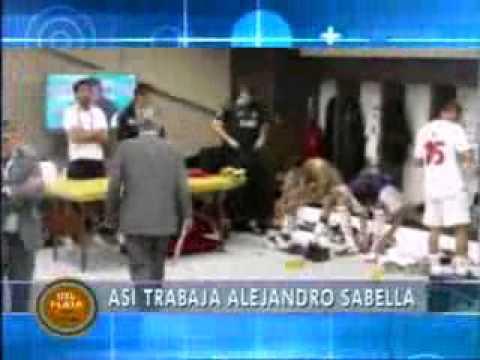 Sabella - Charla Tecnica (Estudiantes vs Barcelona)