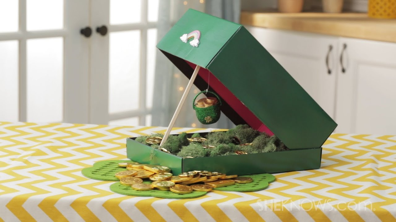 Leprechaun Traps For Kids To Make