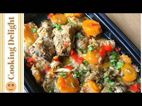 Caribbean Curry Chicken    Slow Cooker Recipe 🏝🍗