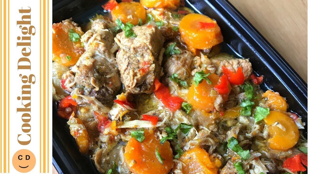 how to make caribbean curry chicken