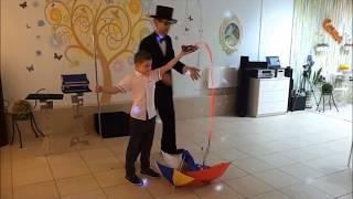 Иллюзионная шоу-программа для детей