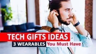 Best Tech Gifts Guide: Top 3 Wearable Tech Gift Ideas || NIYDKE #30