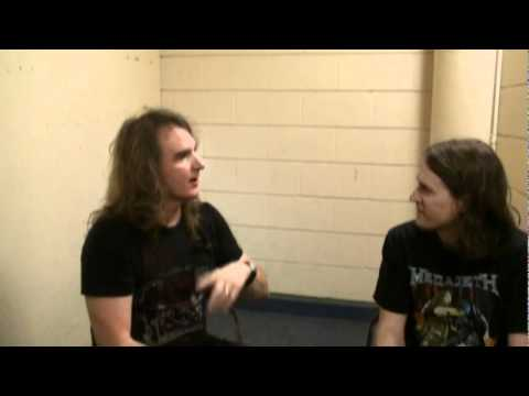 David Ellefson Interview 2010 - Megadeth