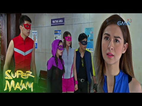 Super Ma'am: Rejection of the Super Teens