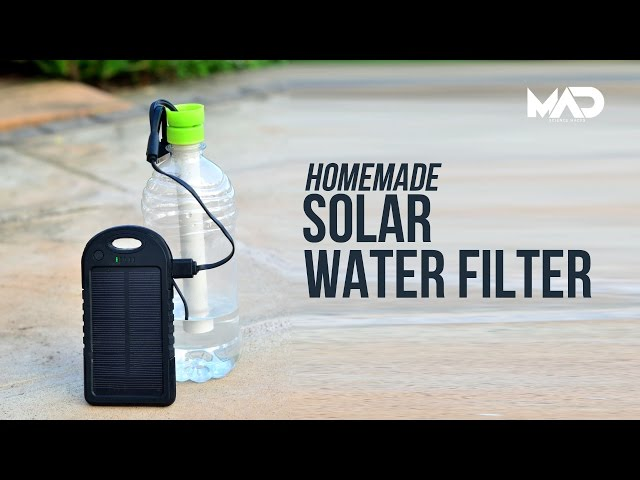homemade water filter bottle. Homemade Water Filter Bottle