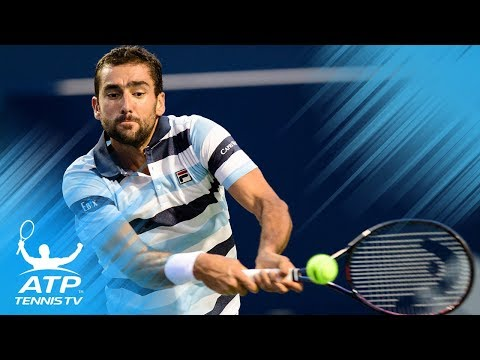 ATP Players Describe Marin Cilic in One Word!