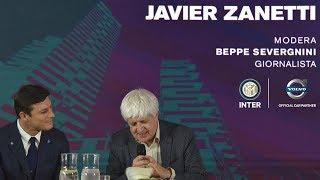 Javier Zanetti @Volvo Studio | Vision 2020 Talks