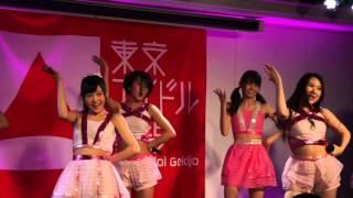2016/04/10、2016/04/23東京アイドル劇場の映像をさらちゃん中心に編集...