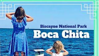 Boca Chita Key Biscayne National Park