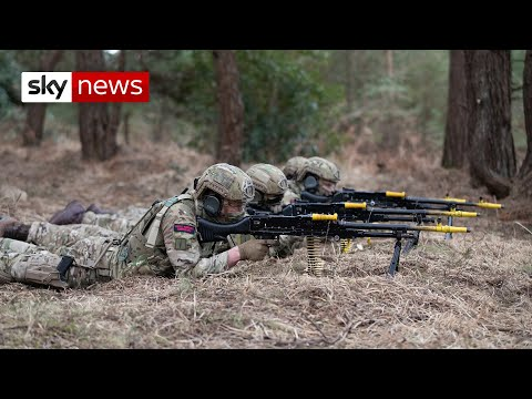 Defence review to reveal new special ops force