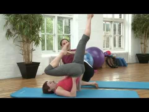 Bicycle Pilates Exercise from yoopod.com