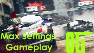 Grid 2 Max Settings Gameplay 1080p