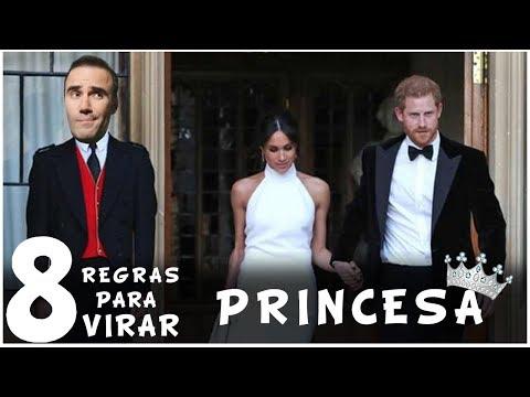 Diogo Portugal - 8 regras para virar princesa ( Casamento Real)