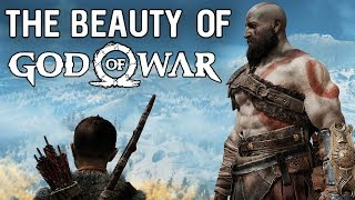 The Beauty of God of War