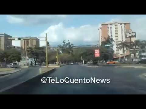 MARACAY DESOLADA COMERCIOS CERRADOS #11M #ARAGUA