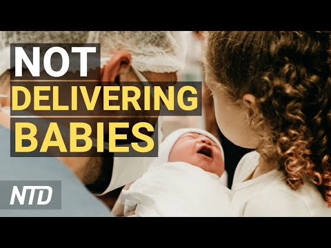 Hospital to Stop Delivering Babies as Workers Resign Over Vax Mandate; Manchin Won't Sign $3.5T