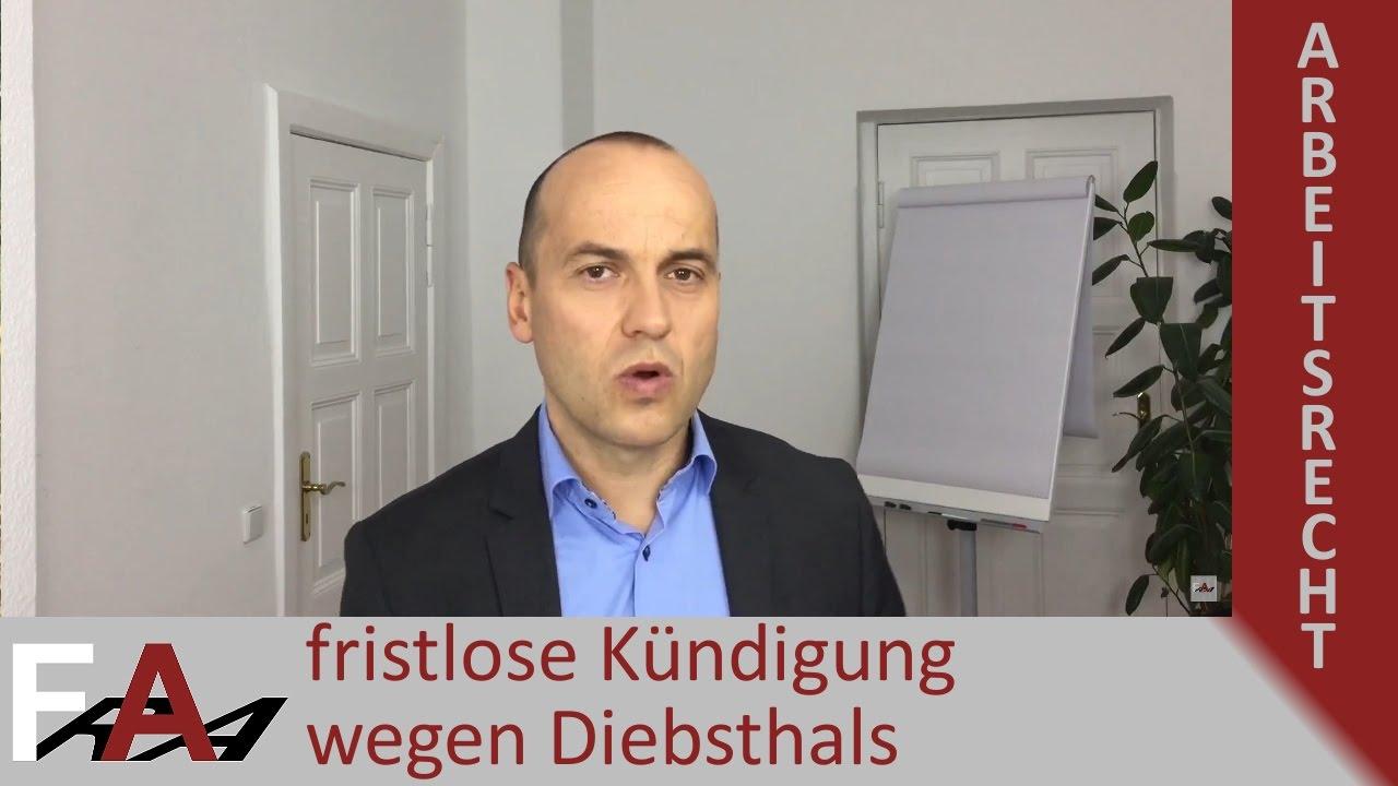 Kündigung Wegen Diebstahls Fachanwalt Für Arbeitsrecht Bredereck