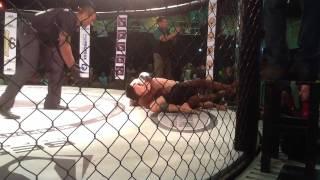 WASHINGTON SILVA - FOUR FIGHT 12/09/2014
