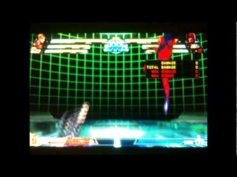 Marvel vs. Capcom 3 Frame Drop