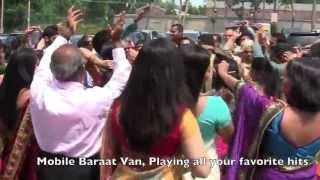 Indian Wedding Djs Wedding Reception and Baraat, DJ Jassi and MC Sam Dholfusion Ent