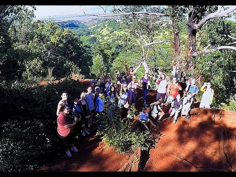 Waimano Loop Trail (Tunnels), Pearl City, Hawaii (GoPro 4 Silver)