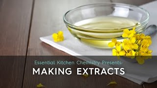 Making Extracts