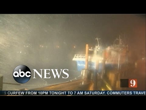 Hurricane Matthew Hammers Florida