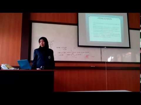 Kalimat Pembuka Presentasi Sidang Tugas Akhir - Asia